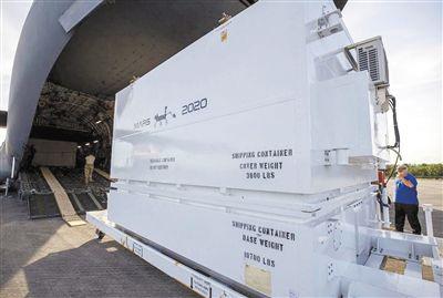 """NASA的""""火星2020""""漫游车,现已进入最后的组装阶段"""