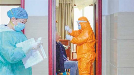 探访核酸检测实验室:疑似病例在这里确诊