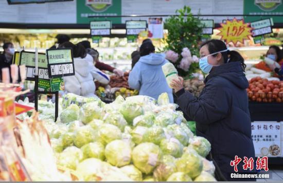 全国蔬菜价格出现小幅波动 菜价比春节前涨7.2%
