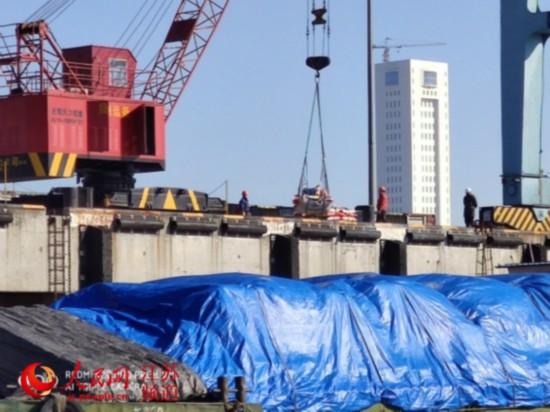 春耕到来 扬州海事保障化肥等物资运输畅通