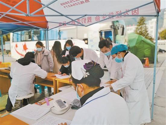 云南:热血为生命接力