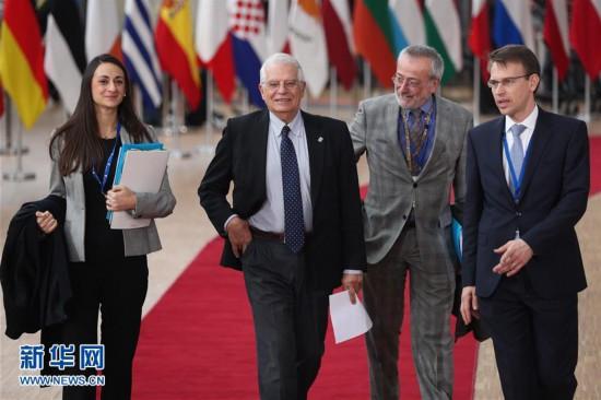 (国际)(3)欧盟举行特别峰会讨论长期财政预算