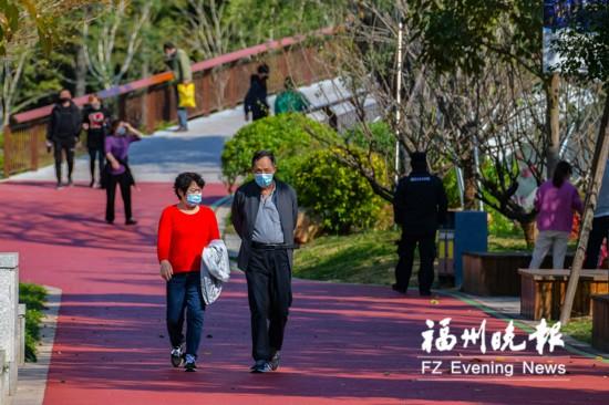 福州市区公园昨起有限开放