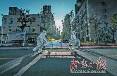 广东医疗队荆州洪湖十日全记录:向前跑,为生命护航