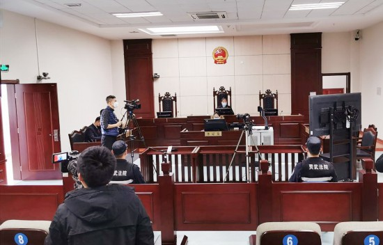 银川市首例涉疫情妨害公务案公开开庭审理
