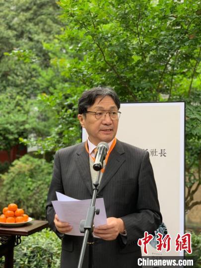 书协副主席陈振濂:谁说书法只抄古文和时代同频共振