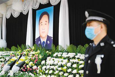 乔锦仁:牺牲在战疫一线的好民警