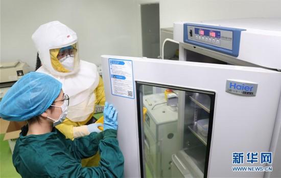 江蘇南通:離病毒最近的實驗室90后夫妻