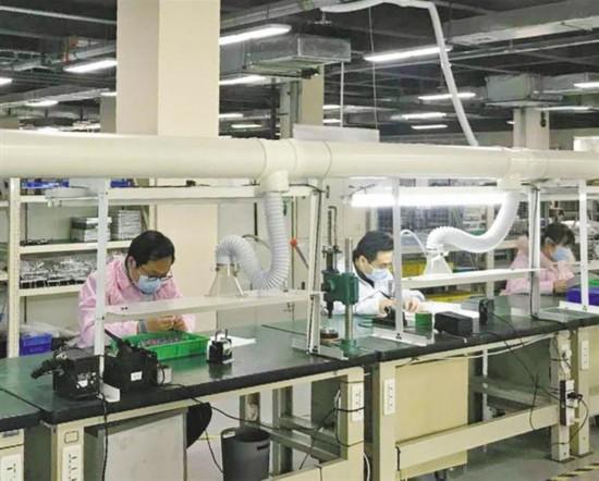 陕西企业积极应对化危为机