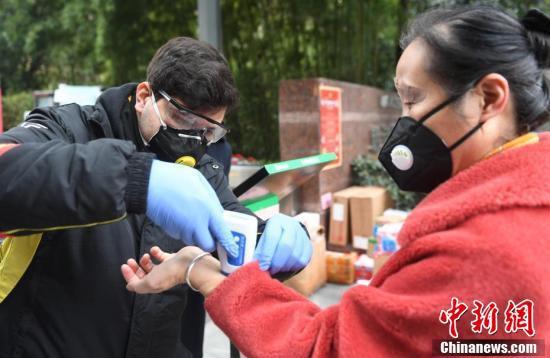 「第2の故郷を守る!」チュニジア人の若者が杭州でボランティア 浙江省