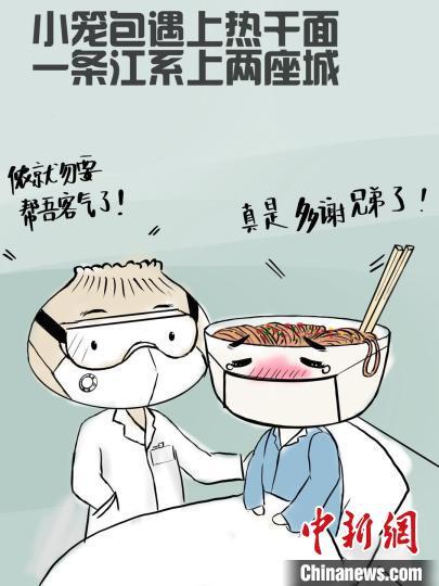 上海市第一人民病院湖北支援医療チームの看護師が描くイラスト日記が話題