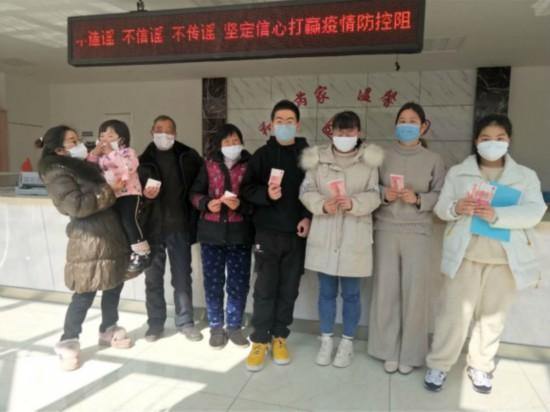 南京溧水晶桥镇7旬党员一家三代捐资捐物