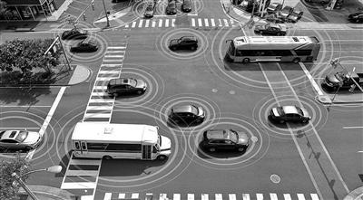 """政府发力科技新基建 车联网产业链发展开启""""黄金十年"""""""