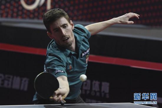 卡塔尔乒乓球公开赛:徐晨皓晋级正赛