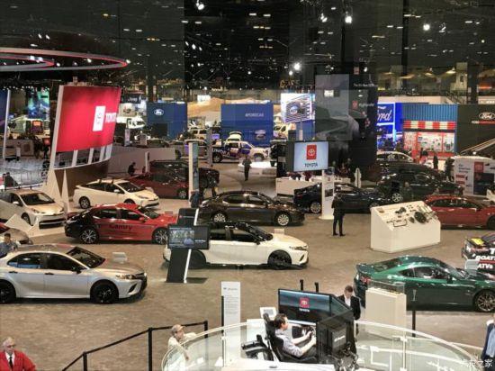 纽约车展和底特律车展有望如期举行,将有18家汽车制造商召开新闻发布会