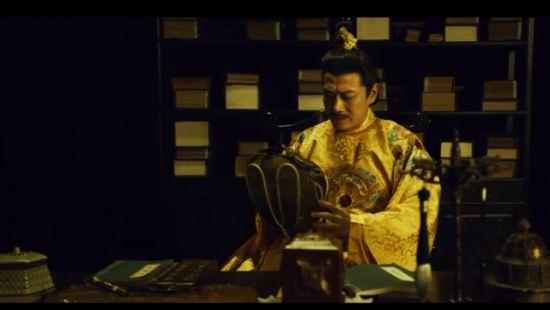 纪录片《朕本凡人》:在横店拍中国版《列夫・朗道》