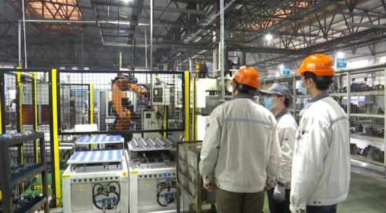 硬措施+軟服務 常州規上工業企業復工率達100%