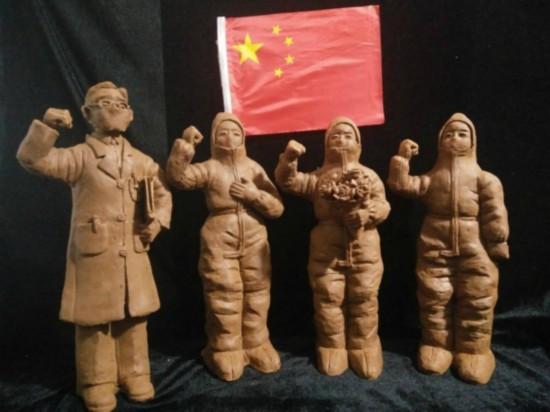 """江蘇沛縣:線上文化展為""""宅生活""""添姿增彩"""