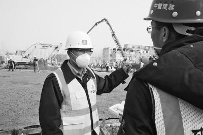 我最骄傲的事_去雷神山当建筑工:这是我这辈子最骄傲的事