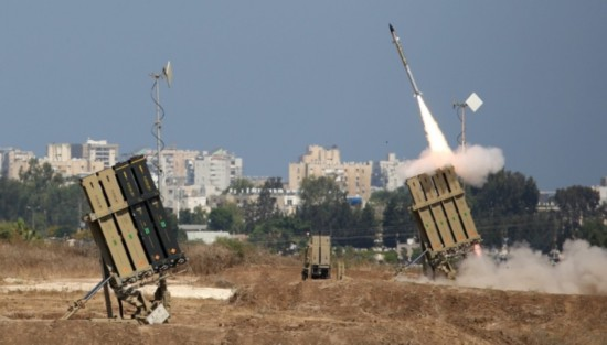 """美军叫停采购以色列""""铁穹""""计划"""