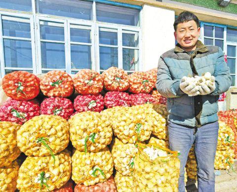 疫情让产品滞销《吉林日报》融媒体推特色助农服务