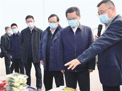任振鹤南通海门调研 肯定高标准农田建设