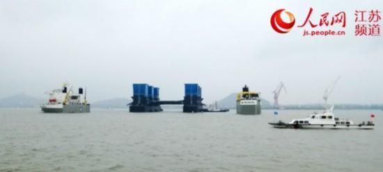 江蘇南通:為復工復產注入海事力量