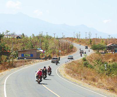 """中企承建的交通基建项目极大促进柬埔寨国内互联互通和经济社会发展 """"柬中共建一带一路合作正不断结出硕果"""""""