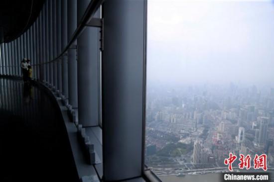 上海頂上展望フロアがオープン 上海の景勝地22ヶ所の開放再開