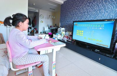 """北京居家听课学转向居家自主学 不留作业不打卡新规范""""为学生减负"""