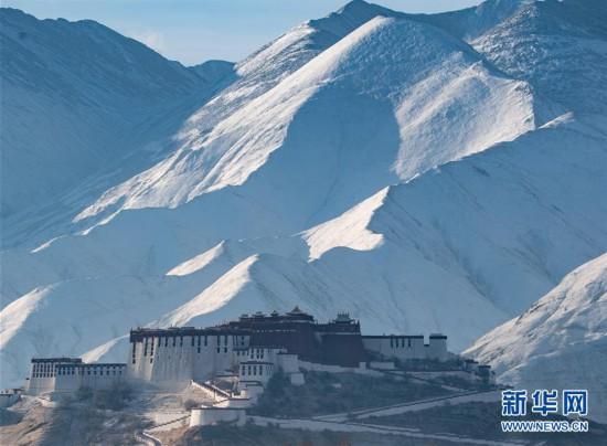 (美丽中国)(4)布宫雪景