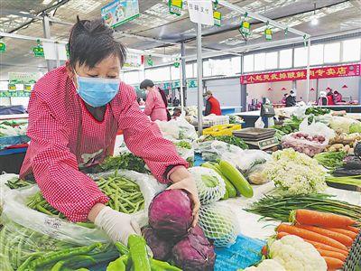 银川唐徕市场商户:大家盼着开业这一天