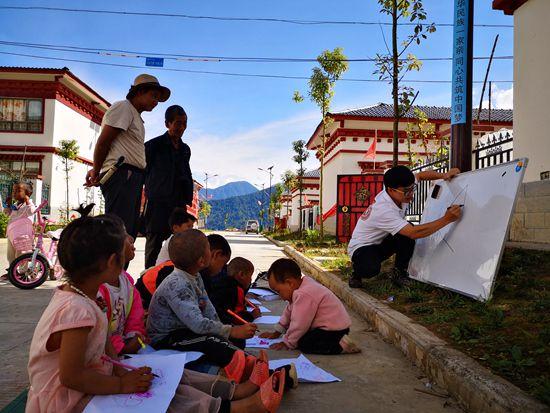 社会工作教育扶贫给西藏墨脱带来什么