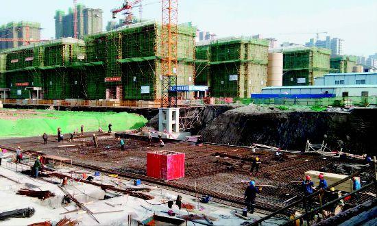 徐州沛縣城建重點工程復工率100%