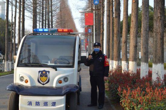 江苏浦口监狱:狱警夫妻档的抗疫战歌