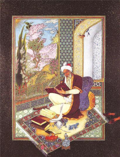 """中世纪的""""波斯诗集"""" 至今仍流淌于伊朗人的生活"""