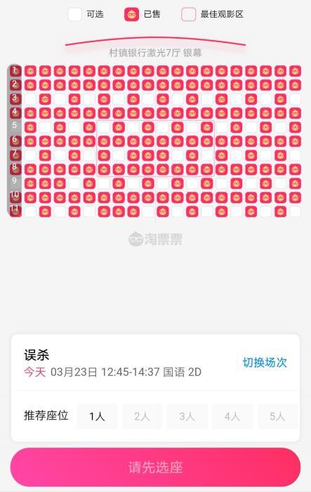500多家影院复工:单日总票房仅过4万暂无新片可看