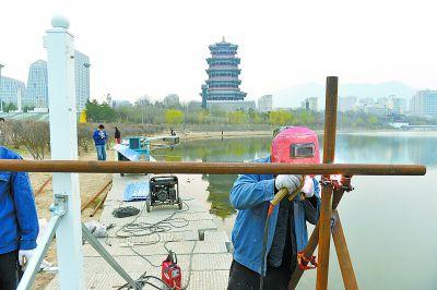 官廳水庫今起向永定河補水預計6月中旬完成補水--北京頻道--人民網