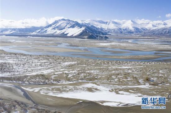 (美丽中国)(5)西藏:雅江雪景美如画