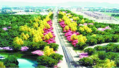 京张高铁沿线年底添绿超9000亩 包括新增造林7883亩