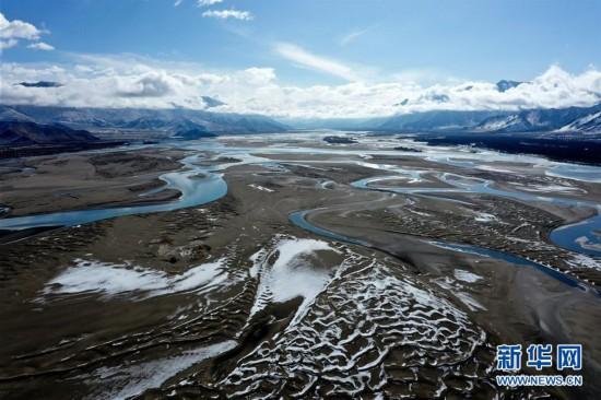 (美丽中国)(3)西藏:雅江雪景美如画