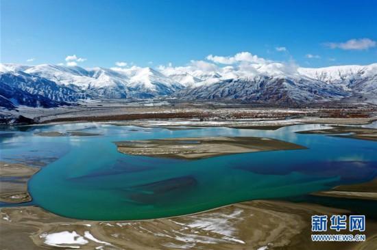 (美丽中国)(1)西藏:雅江雪景美如画
