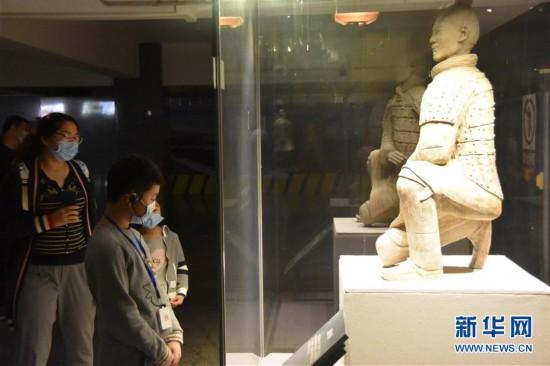 (文化)(5)秦始皇帝陵博物院恢复开放