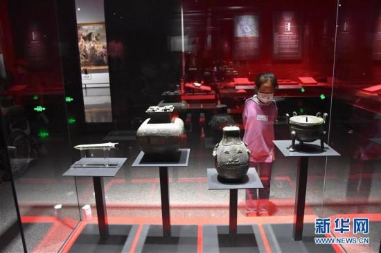 (文化)(4)秦始皇帝陵博物院恢复开放