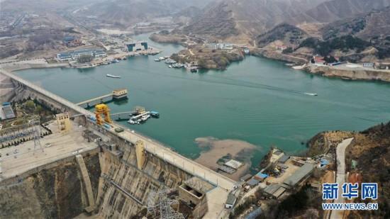 (经济)(1)刘家峡水库加大下泄流量支持春灌生产