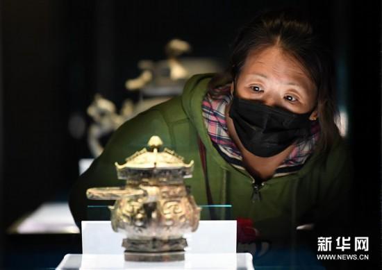 陕西历史博物馆限流开放