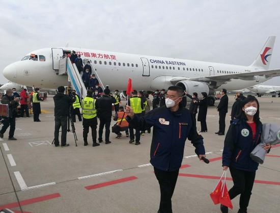 江苏援黄石医疗队362人全部安全返回两地结下深厚感情 沛县论坛
