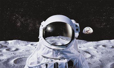 """在月球上""""蹭""""GPS总共分几步?"""