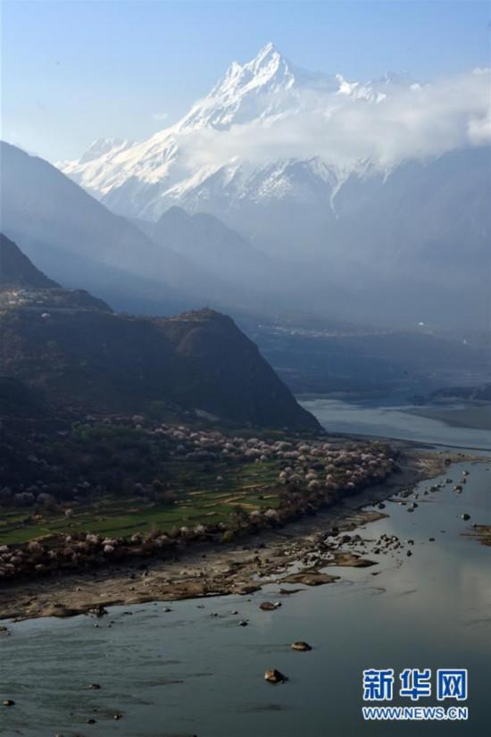 (春季美丽生态)(7)春到雅鲁藏布江大峡谷