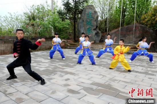 """福建""""连城拳""""千年传习"""